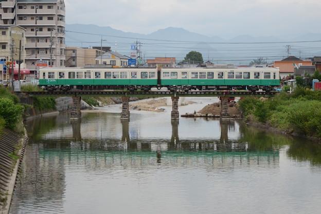 明治の鉄橋、京急長尾線