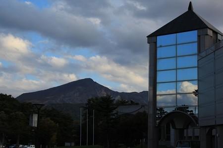 猫魔ホテルと磐梯山14-3