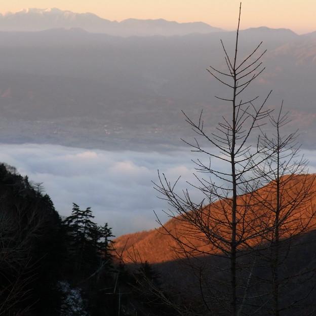 [信州] 高峰温泉 2012 雲海