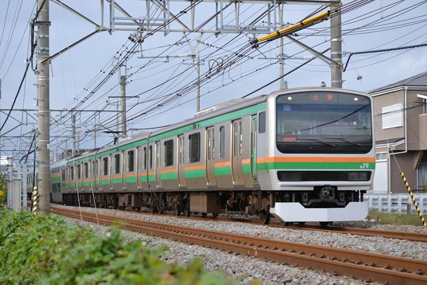 E231系1000番台高崎線