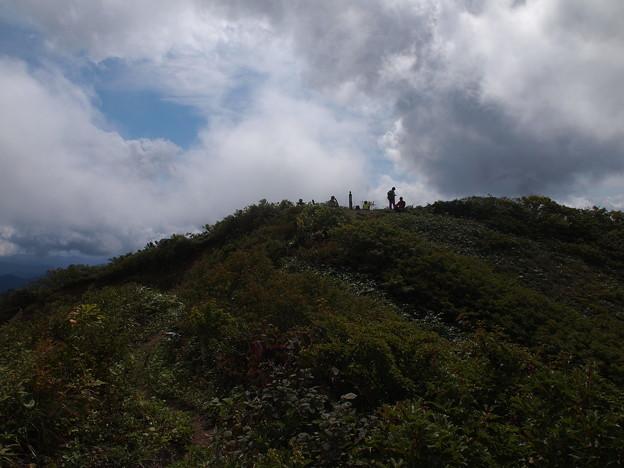 神室山 山頂