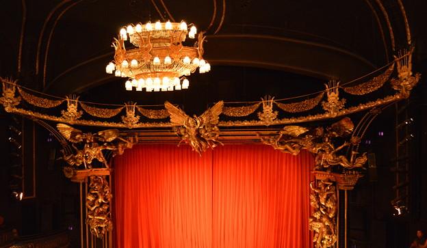 ファントムの舞台