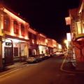 深夜のチャイナタウン(保存地区)
