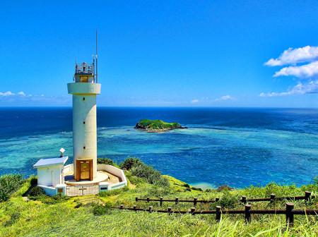 写真: 平久保崎灯台