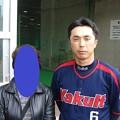 Photos: ヤクルト・宮本選手?