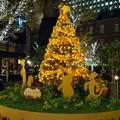 くまのプーさんのクリスマスツリー
