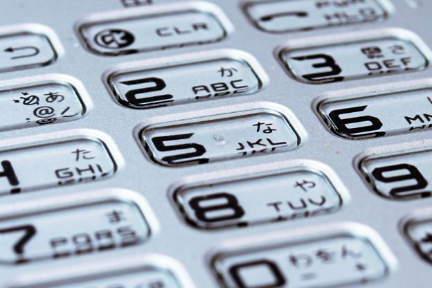 写真: 携帯電話01