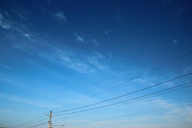 今日も繋がる青空