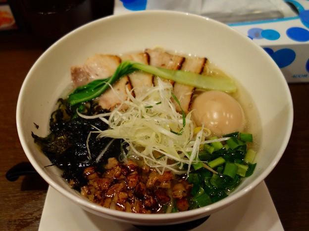 亀戸らぁ麺零や船橋店DSC02021