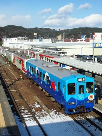三陸鉄道36-2110