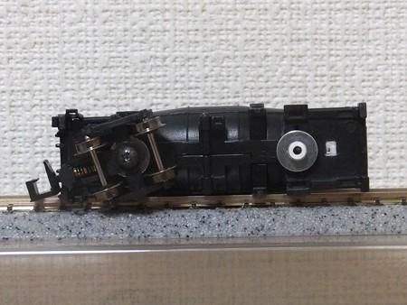 トキ25000用台車[TR214]の装着状況2