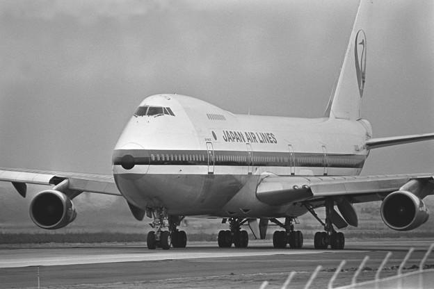 B747SR-46 JA8118 1979.12
