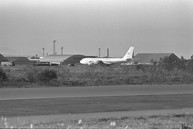 C-135B 62-4127 USAF 1979.10