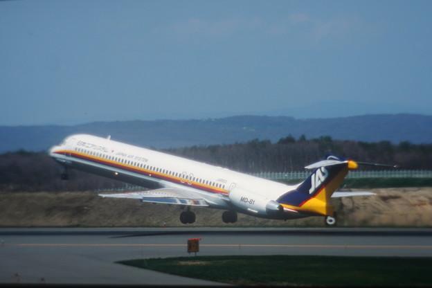 MD-81 JA8553 CTS 1994