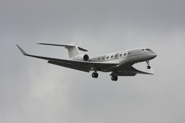 Photos: Gulfstream G650 VP-CZZ cc13.717