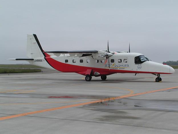 Dornier Do228 JA8866 エアシェンペクス HKD 2004.06
