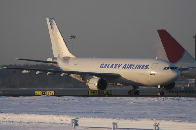Photos: A300B4-622R/F JA01GX 2008.02
