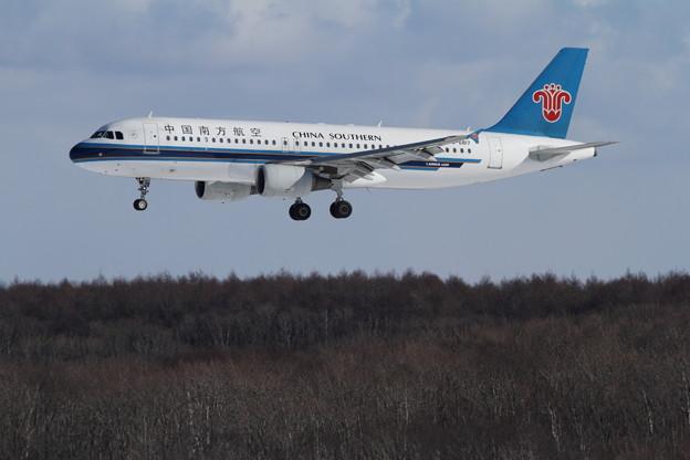A320 B-6817 南方航空