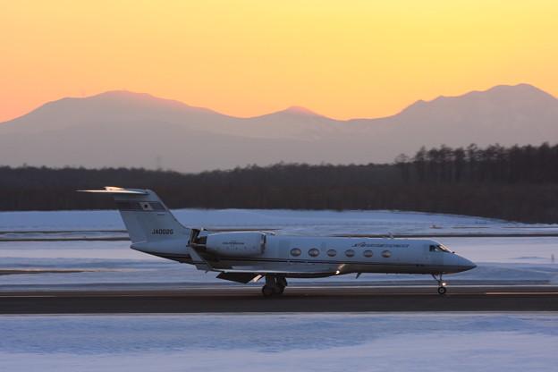 Gulfstream G-IV JA002G  JCAB