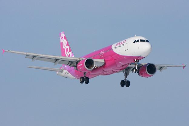 A320 Peach