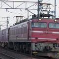 Photos: EF81-633(3092レ)