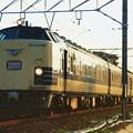 Photos: 甲子園臨時列車【583系】