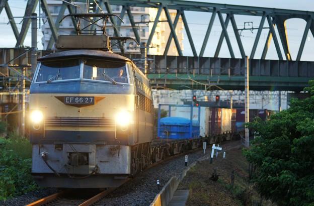 EF66-27【5065レ】