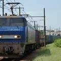 Photos: EF200-7【1050レ】