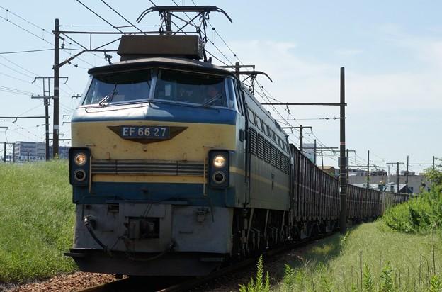 Photos: EF66-27【2074レ】