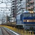 Photos: 4083レ【EF510-511牽引】