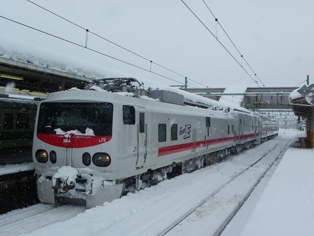 E491系(マヤ50 5001込) 「East-iE」