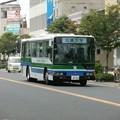 Photos: 白鴎大学 三菱ふそう エアロスターKL-MP35JK  白鴎大学スクールバス