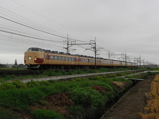 183系・189系大宮車H81編成 集約臨時列車