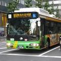 Photos: 都営バスS151 日野ブルーリボン BJG-HU8JLFP