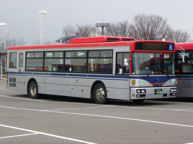 新潟交通 日産ディーゼル・スペースランナーR PKG-RA274PAN