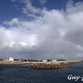Photos: 伊江島の虹