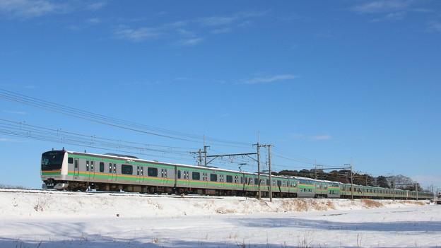 Photos: E233@ヒガハス