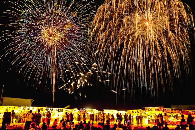 012 玉島の花火
