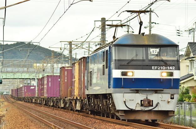 EF210 142号機