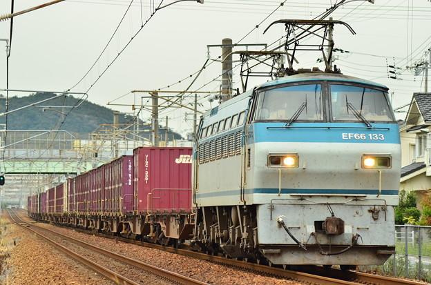 EF66 133号機