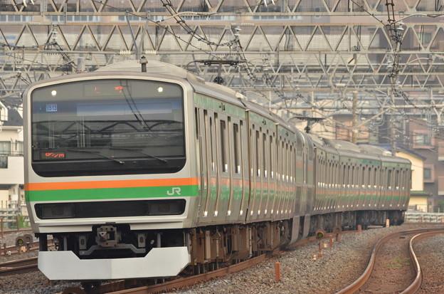 高崎線 E231系 U513編成