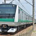 Photos: 川越線 E233系 ハエ123編成