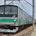 Photos: 川越線 205系 ハエ26編成