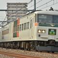 Photos: 185系 特急草津32号