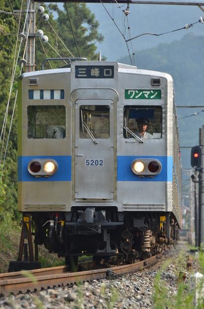 秩父鉄道 5202F