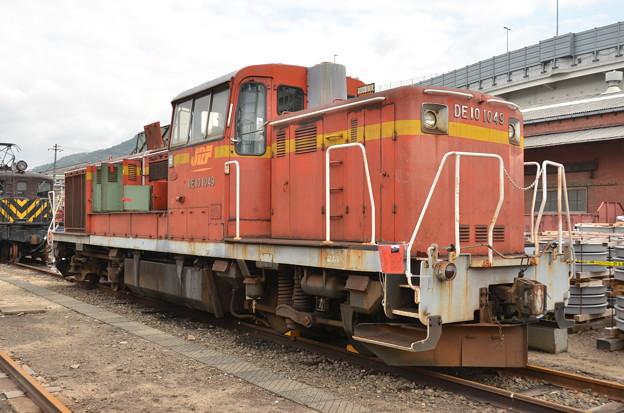DE10 1049号機
