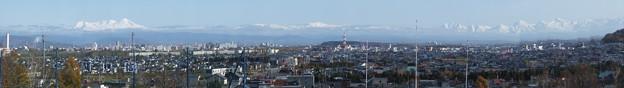 旭岳が育む オリンピック選手