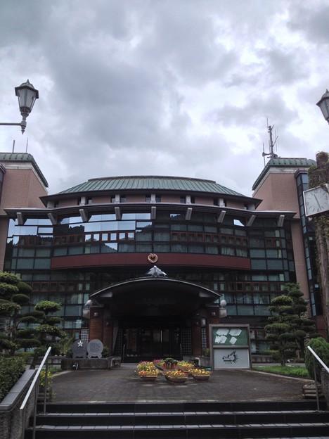旧龍神村役場