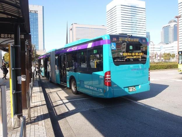 京成連節バス 現行車種 / Keisei articulated bus
