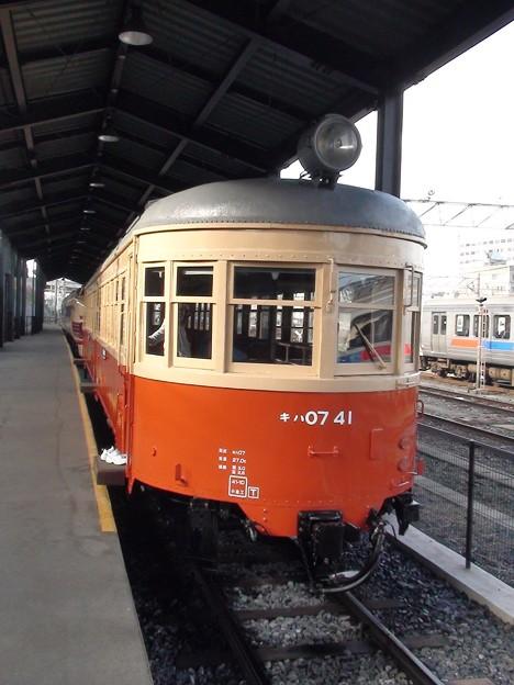 [ Heritage ] Diesel_railcar / Kiha07_41 (2)